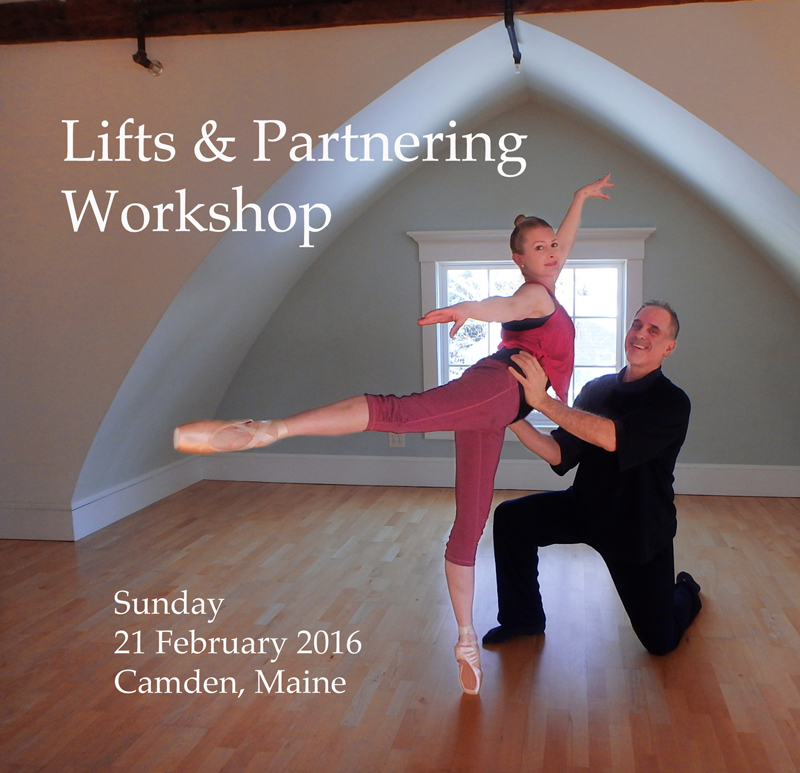 Lift & Partnering Workshop Poster
